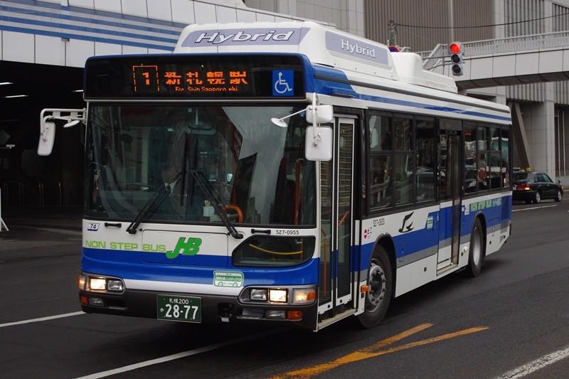 2011年5月7日 札幌駅 撮影:MAPBUS