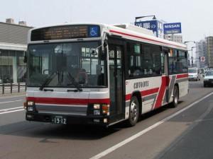 2008年5月3日 福住駅 撮影:OTB