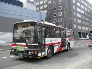 2009年4月25日 札幌ターミナル 撮影:OTB