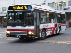 2013年11月27日 札幌ターミナル 撮影者石狩